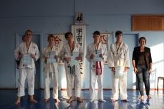 Соревнования по айкидо осень 2019